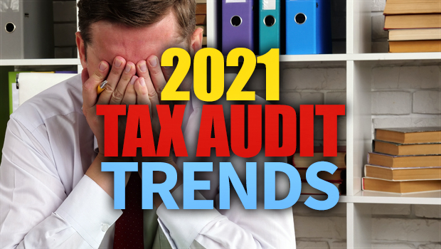 kienitz 2021 tax audit trends